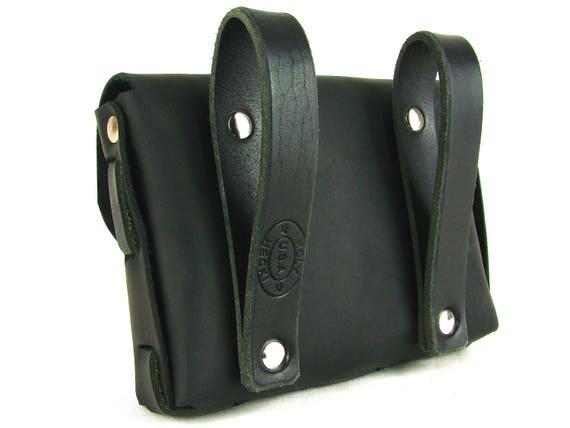 new product 8a79e c1c01 Cell Phone Belt Bag Leather Carrier for iPhone Pouch Leather Phone Belt  Pouch Christmas Gift Bagpiper Belt Bag Leather Phone Holder
