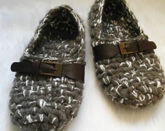 mens crochet slippers men s house shoes men loafers