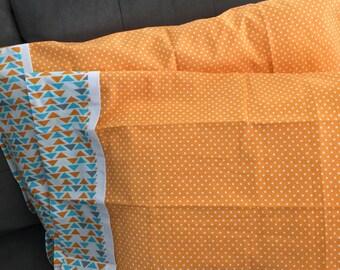 Polka Dot Pillowcases