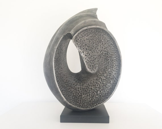 Fiji Shell garden sculpture, aluminium, Limited Edition