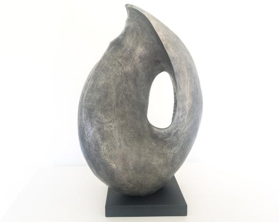 Fiji Shell garden sculpture, aluminium, Limited Edition