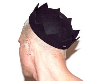 5934513b906 Jughead Crown Hat 100% Wool - Mens