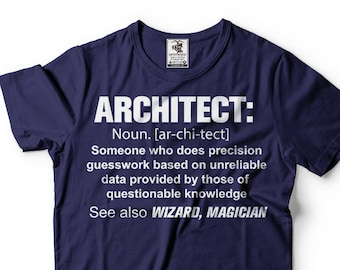 22b16705 Architect T-Shirt Gift For Architect Tee Shirt Funny Architect Tee Shirt