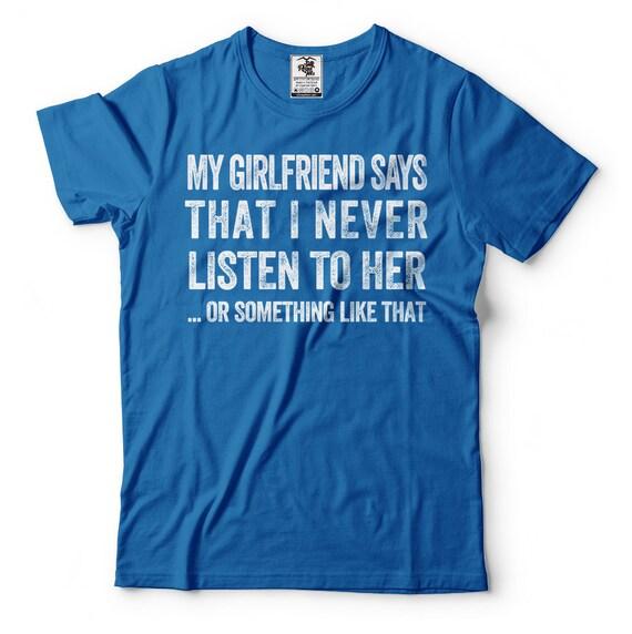 Freund T Shirt Lustige Geschenk Für Freund Geburtstag Geschenk Geburtstag Lustige Geschenk Tshirt