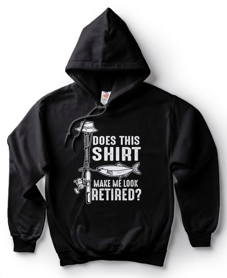 ce0c4461d Fishing Hoodie Fishing Apparel Funny Fishing Hooded Sweatshirt | Etsy