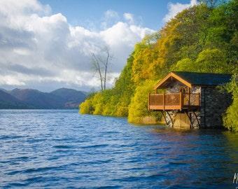 Ullswater Boathouse - Lake District