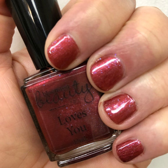 Loves You Nail Polish Formaldehyde Free Cruelty Free