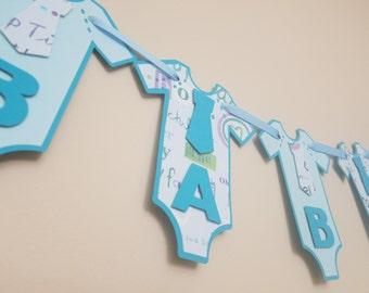 Baby Shower Banner, Baby Shower Banner, Baby Nursery Banner, Custom Banner
