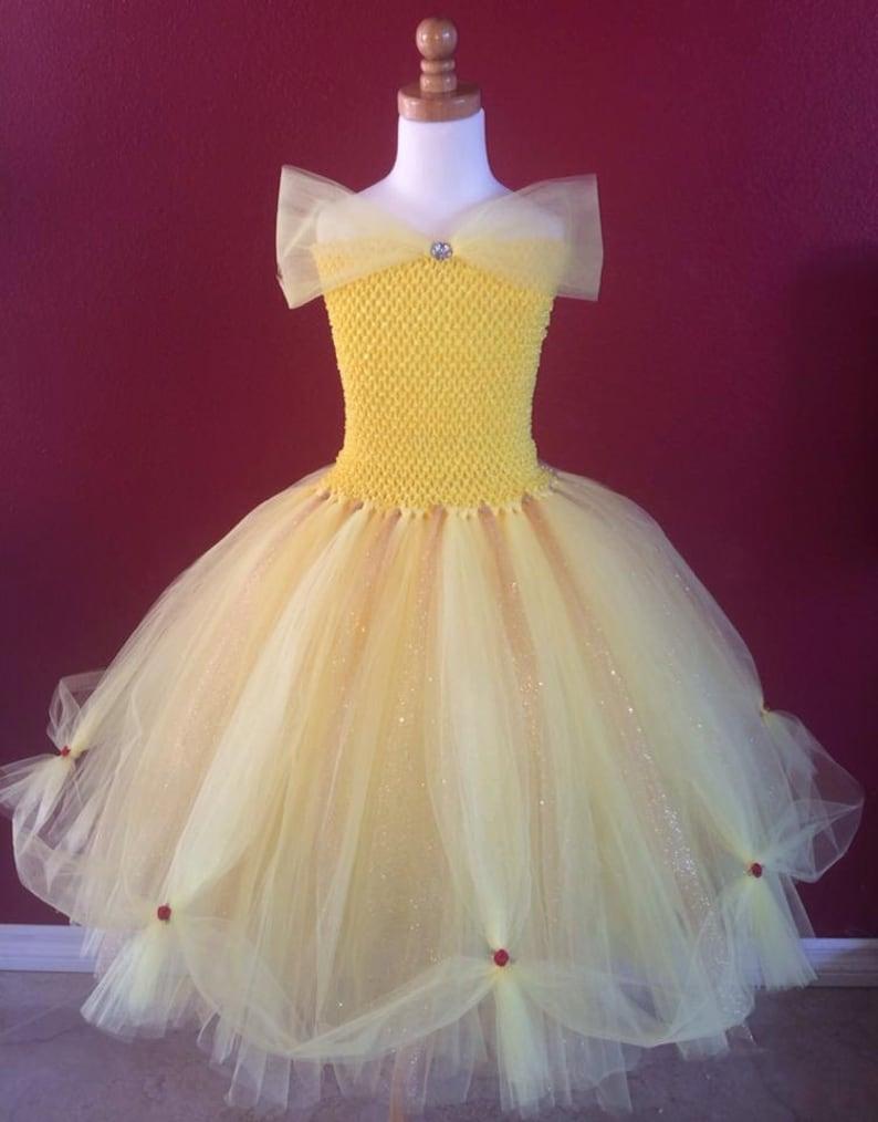 e7c1863828 Belle tutu dress | Etsy