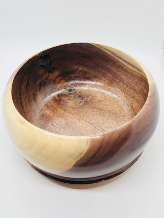 Hand made | black walnut | potpourri | small dish