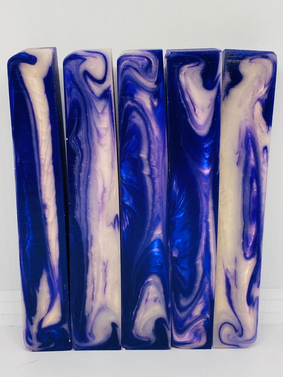Alumalite Resin Pen Blanks