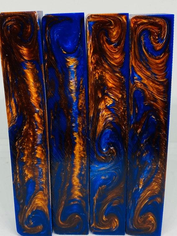 Alumilite epoxy resin pen blanks