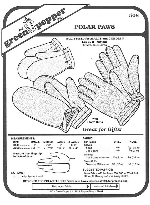 Nice Sewing Patterns For Mittens Component - Easy Scarf Knitting ...