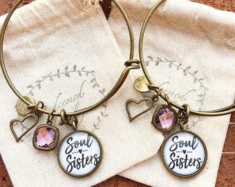 Soul Sisters Matching Bangles