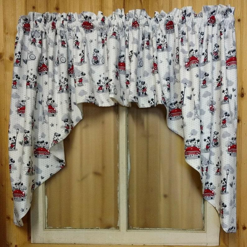 Disney Mickey Mouse Curtain Valance Hlpsocialsquare Com