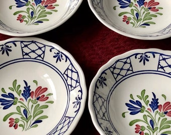 Johnson Brothers England Provincial- set of 4 Soup/cereal Bowls