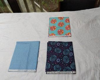 OOP Tula Pink - The Birds and the Bees 3 Half Yard bundle (freespirit fabric)