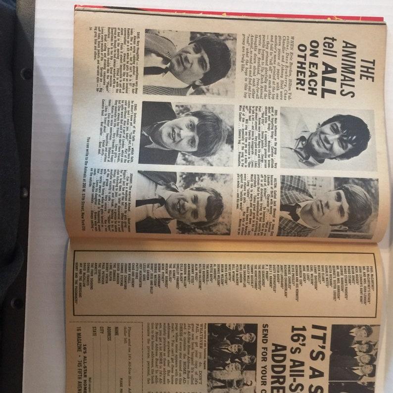 16 Magazine February 1966  Volume 7 number 9
