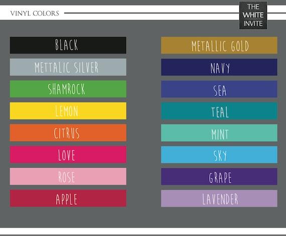 Yeti Decal Size Chart