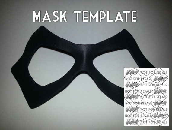 Ms Cat Mask Template