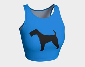 Terrier Crop Top