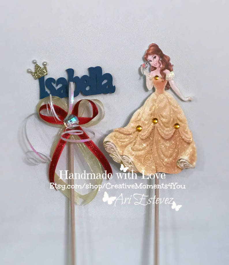 Beauty and the Beast Belle Birthday Picks