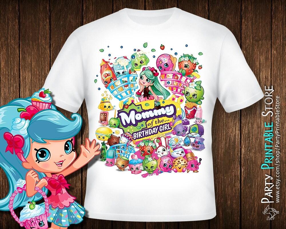 Shopkins Shirts At Walmart