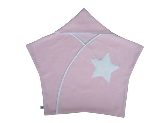 Star Fleece Baby Wrap Sleeping Bag Sleepsack Swaddle Footmuff Etsy