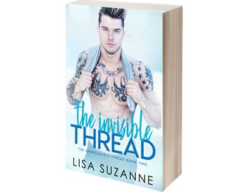 The Invisible Thread Signed Paperback