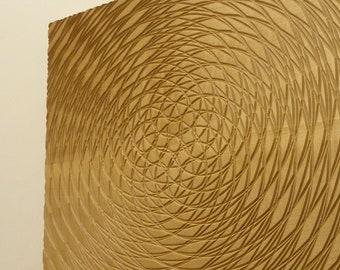 Mandala V,  Sycamore, 2018, James Crisp