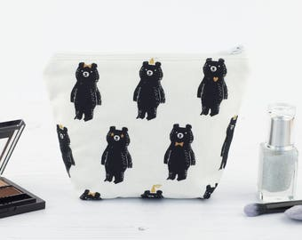Party Bears Mini Makeup Bag