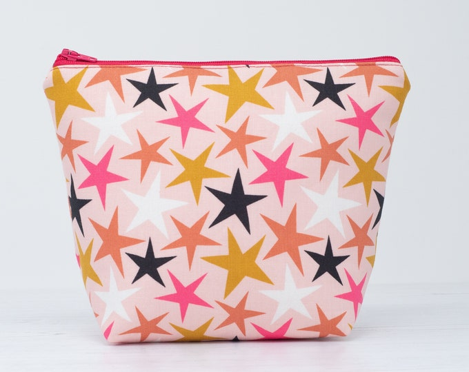 Featured listing image: Star Makeup Bag