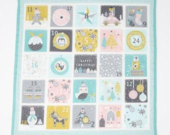 Merry and Bright Christmas Advent Calendar