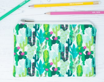 Cactus Travel Pouch