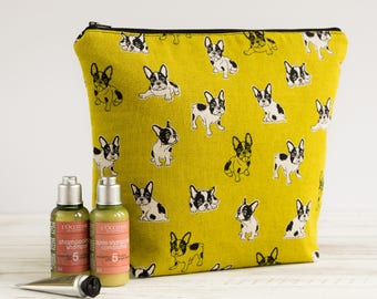 French Bulldog - Wash Bag