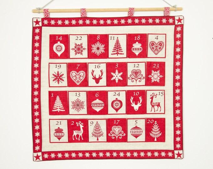 Featured listing image: Scandi Advent Calendar