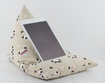Tablet Pillow - Panda