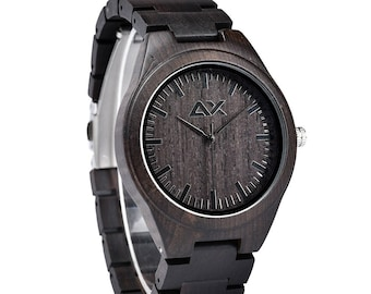 Wood Watch FREE Engraving, Wooden Watch, Gift for Him, Mens Wood Watch, Wooden Watches, Wedding Gift, Mens Watch, Wood Watch, Wrist Watch