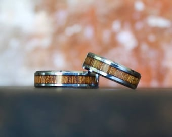 Wood Ring, Tungsten Carbide Ring, Wood Rings, wooden ring, wooden rings, wedding band, Wood rings for men, Wood, Wood Wedding Band, Tungsten