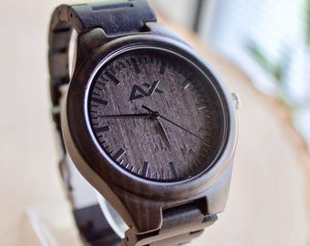FREE Engraving, Wood Watch Men, Gift for him, Wooden Watch for Men, Mens Watch, Wooden Watch, Wooden Watch Men, Mens Wood Watch, Wood Watch