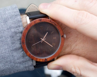 Wood & Steel Watches