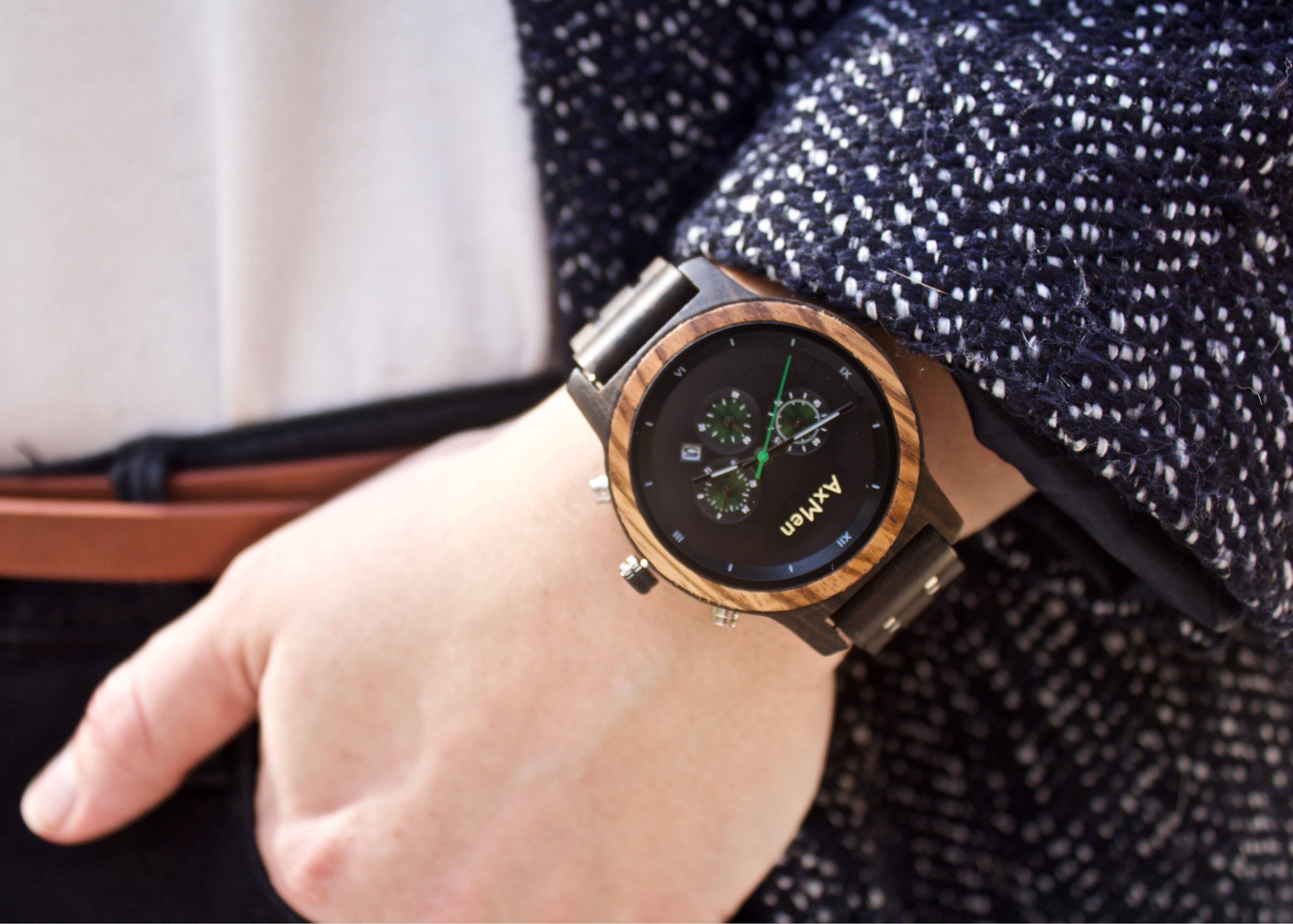 Free Engraving Wood Watch Womens Wood Watch Wooden Watch