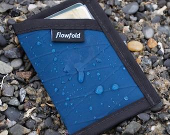 RFID Blocking Minimalist Card Holder Wallet Durable Slim Front Pocket Wallet, Vegan Card Holder