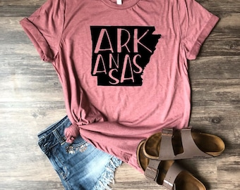 Arkansas Shirt | Arkansas | Southern Girl | Birthday
