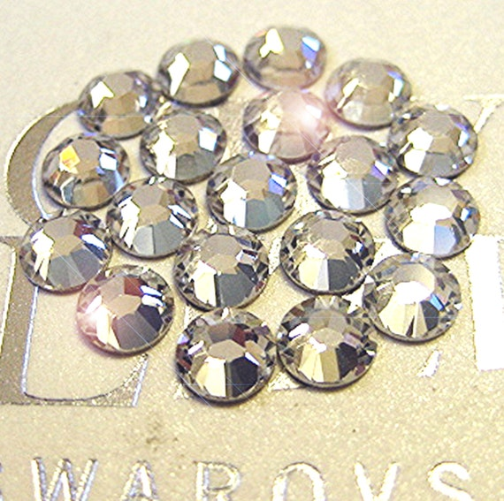 d7da55ed17fc 144 Pcs. Crystal Clear 001 HOTFIX Genuine Swarovski Crystal