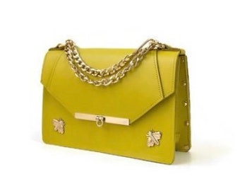 Gavi Shoulder Bag in Ceylon Yellow / More Colors