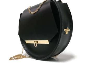 Loel Mini Bag in Black