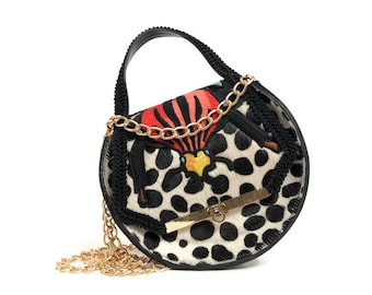 Beetle Dot Loel Mini Crossbody Bag