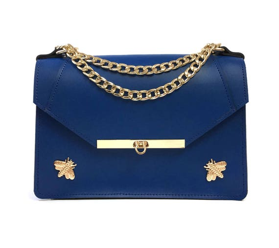 Gave Shoulder Bag in Royal Blue / More colors