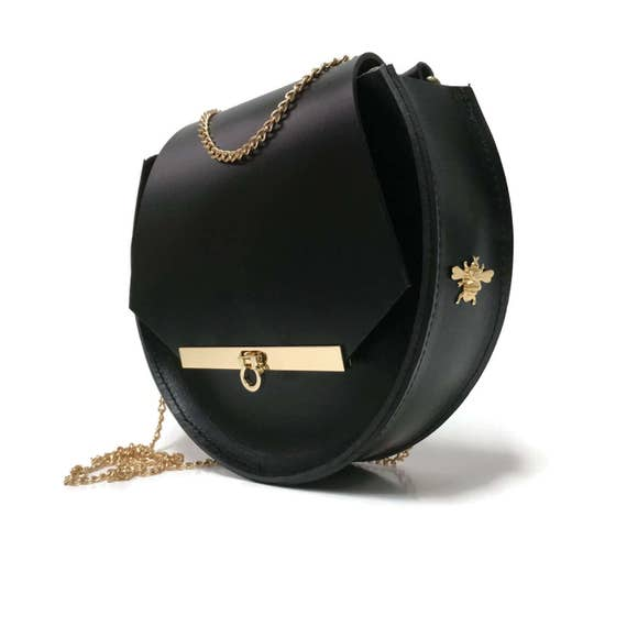 Loel Mini Bag in Black